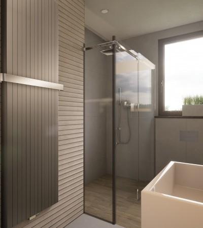 Baños modernos y pequeños