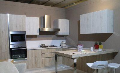 Cocinas modernas en espacios pequeños