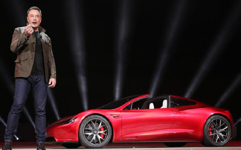 ganancias de Elon Musk