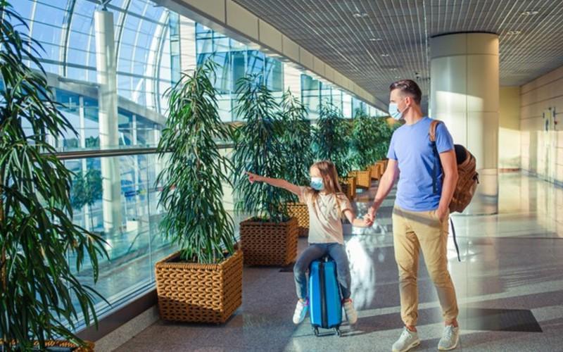 Viajar con niños pequeños en tiempos de Covid-19