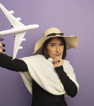 Cómo perder el miedo a  viajar en avión por primera vez