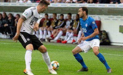 Equipos favoritos Euro 2021