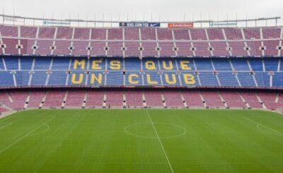 El FC Barcelona sin Messi